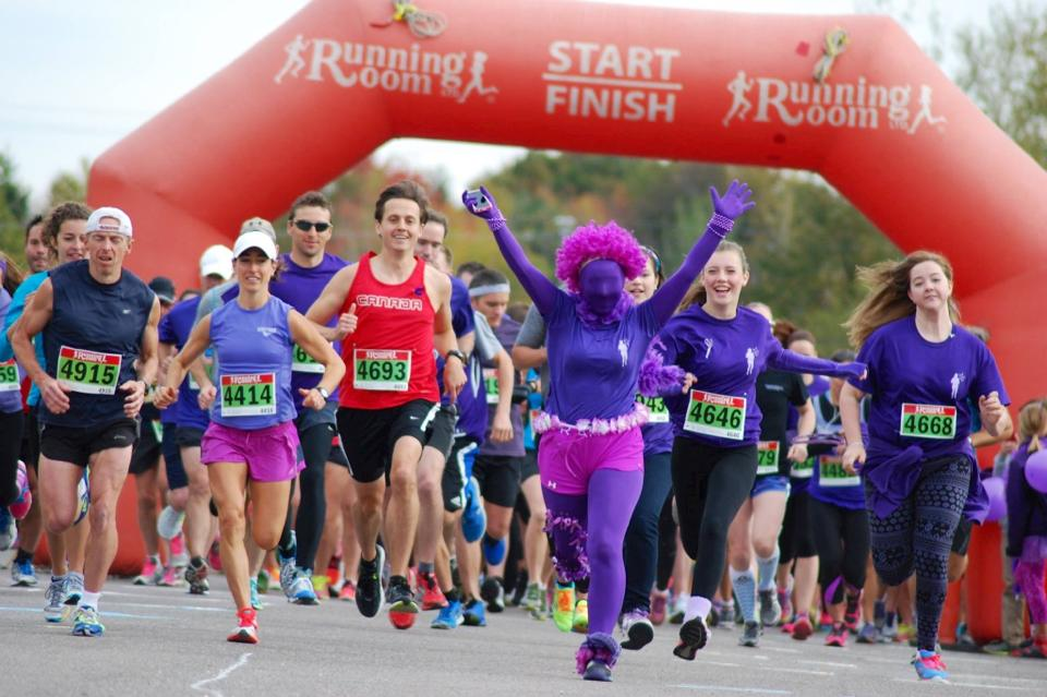 Sweet Caroline Run, October 7th, 2017